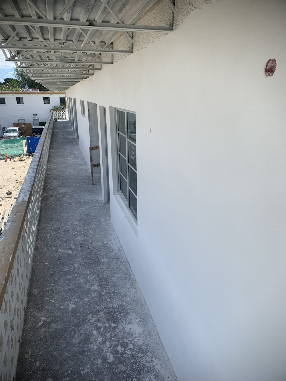 Hotel with Stucco Services Miami