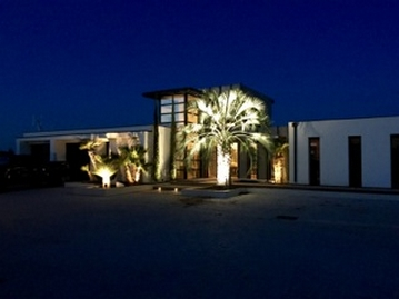 Modern house stucco finish Evalex Techonology