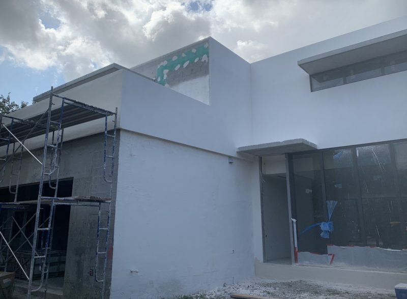 Stucco siding Florida Miami