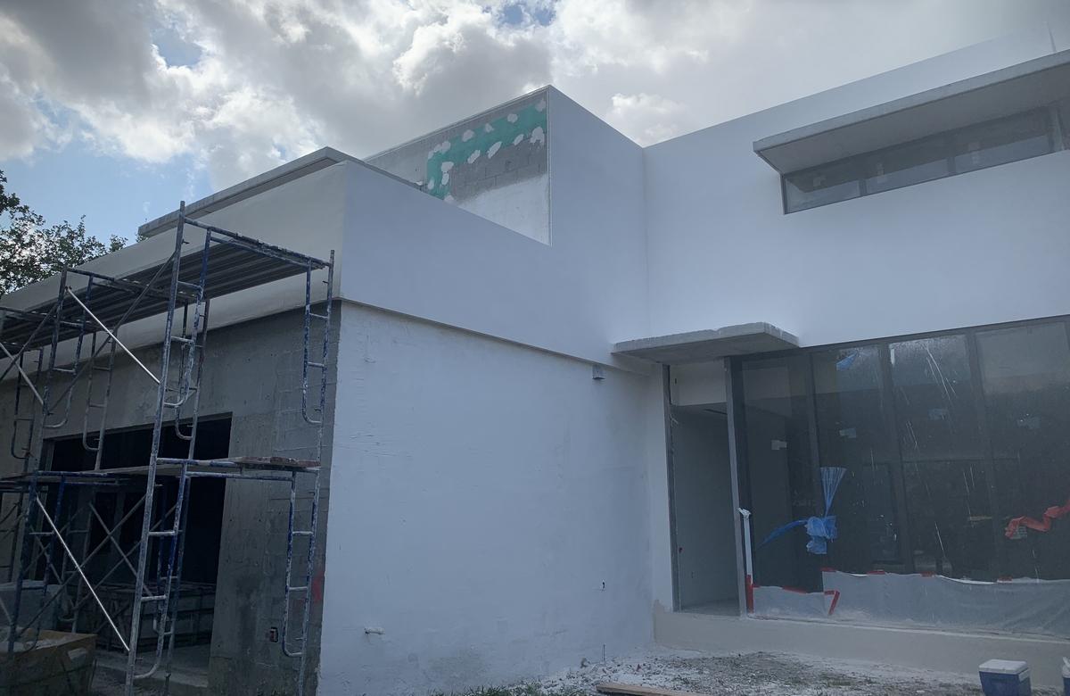 Stucco siding Florida Miami